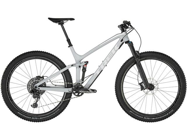 Trek Fuel EX 9.8 2. Wahl matte gravel/quicksilver